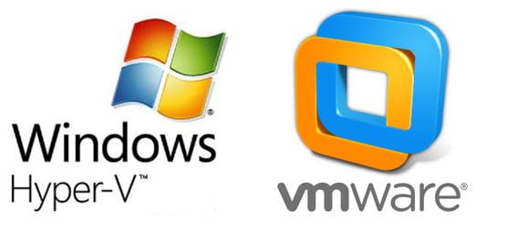 So sánh Hyper-V và VMWare