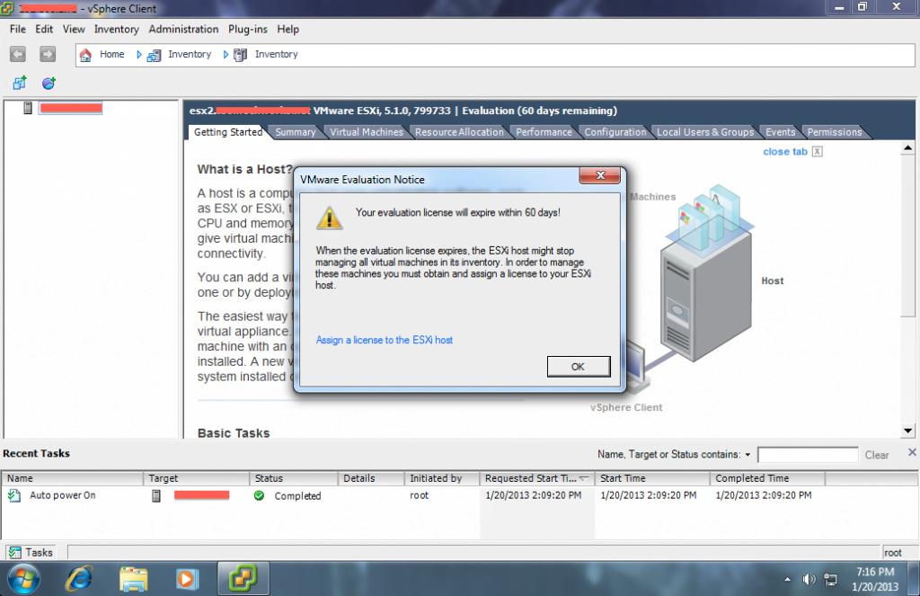 Thủ thuật crack VMware ESXi