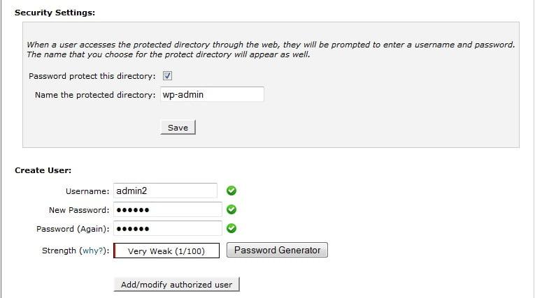 Bảo mật cho các file/folder quan trọng 2