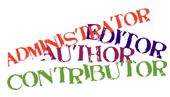 Sự khác nhau giữa các loại thành viên trong WordPress (Administrator, Author, Editor...)