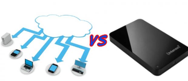 So sánh lưu trữ dữ liệu online và lưu trữ dữ liệu theo cách truyền thống