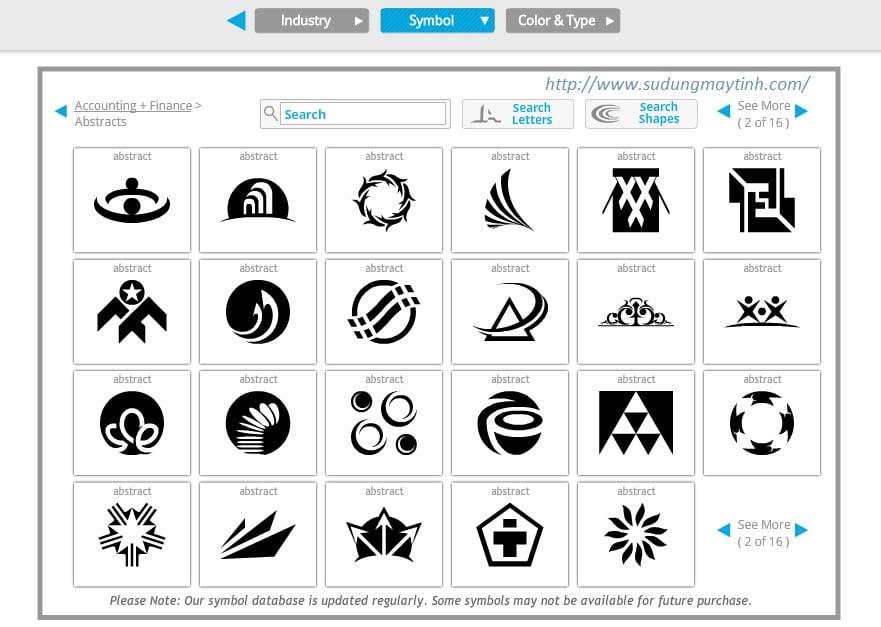 Thiết kế logo online nhanh chóng với Logo Garden