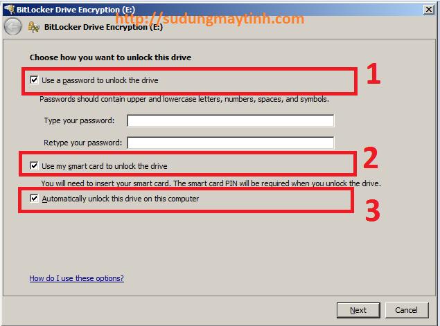 BitLock - Cách bảo mật dữ liệu trong USB/ ổ cứng đi dộng đơn giản và hiệu quả nhất trong Windows