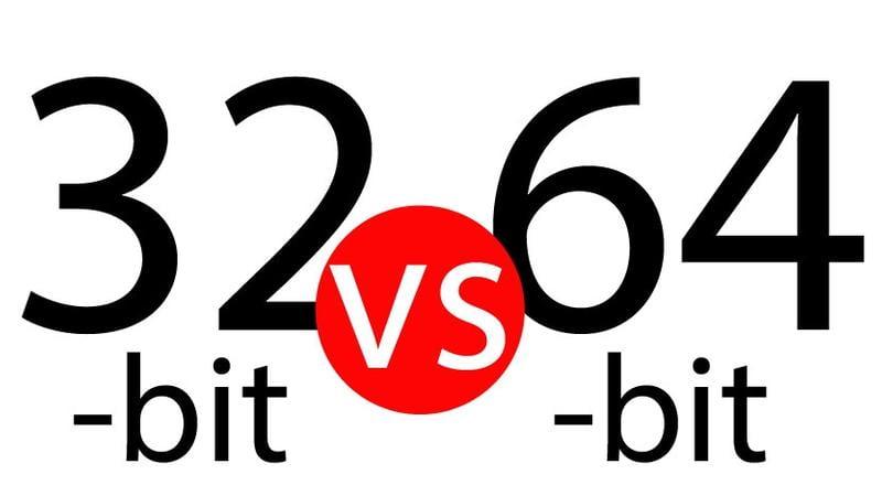 Nên chọn hệ điều hành 32 bit hay 64 bit ?