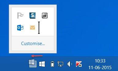 5 công cụ giúp ẩn chương trình đang chạy trên Taskbar, Traybar