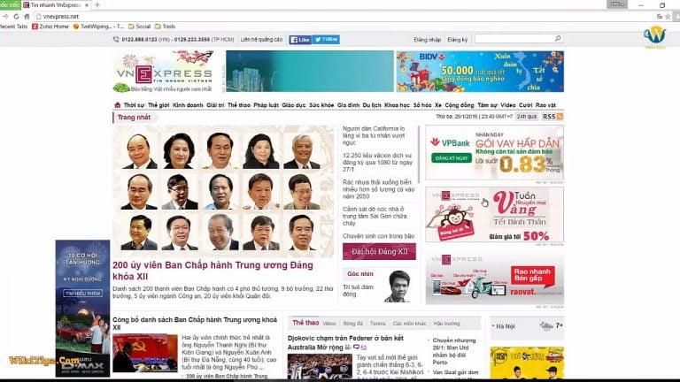Khó chịu với những website đầy dẫy quảng cáo