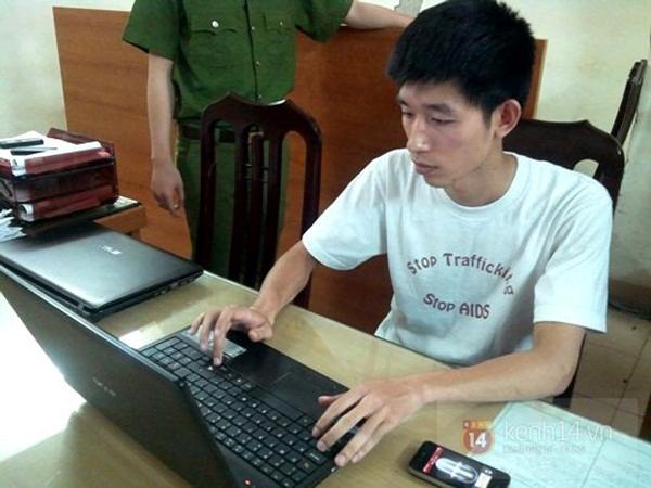 Nguyễn Khánh Thành, kẻ tung tin đồn thiếu nữ bị rạch đùi ở Hà Nội, đã bị công an bắt giữ để làm rõ hành vi phạm pháp