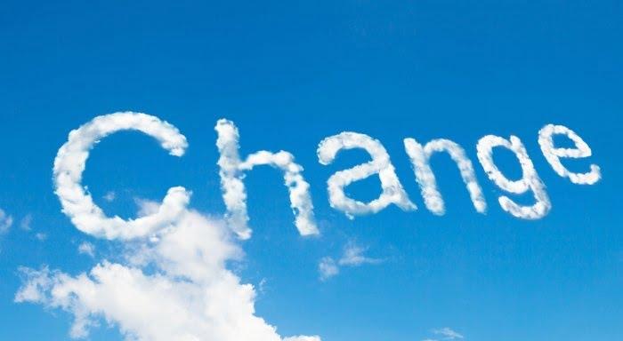 Triết lý về sự thay đổi: Thay đổi hay là chết, tiến hóa hay là tuyệt chủng