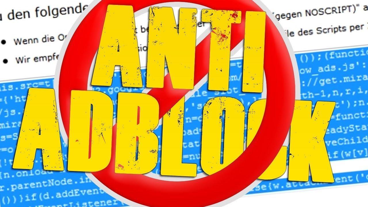 Anti Adblock – Cách phát hiện và chặn người dùng sử dụng Adblock Plus