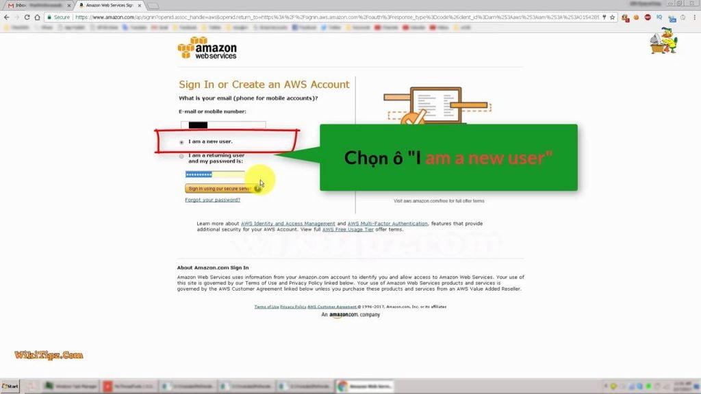 Hướng dẫn tạo VPS sử dụng Miễn phí 1 năm tại Amazon AWS EC2