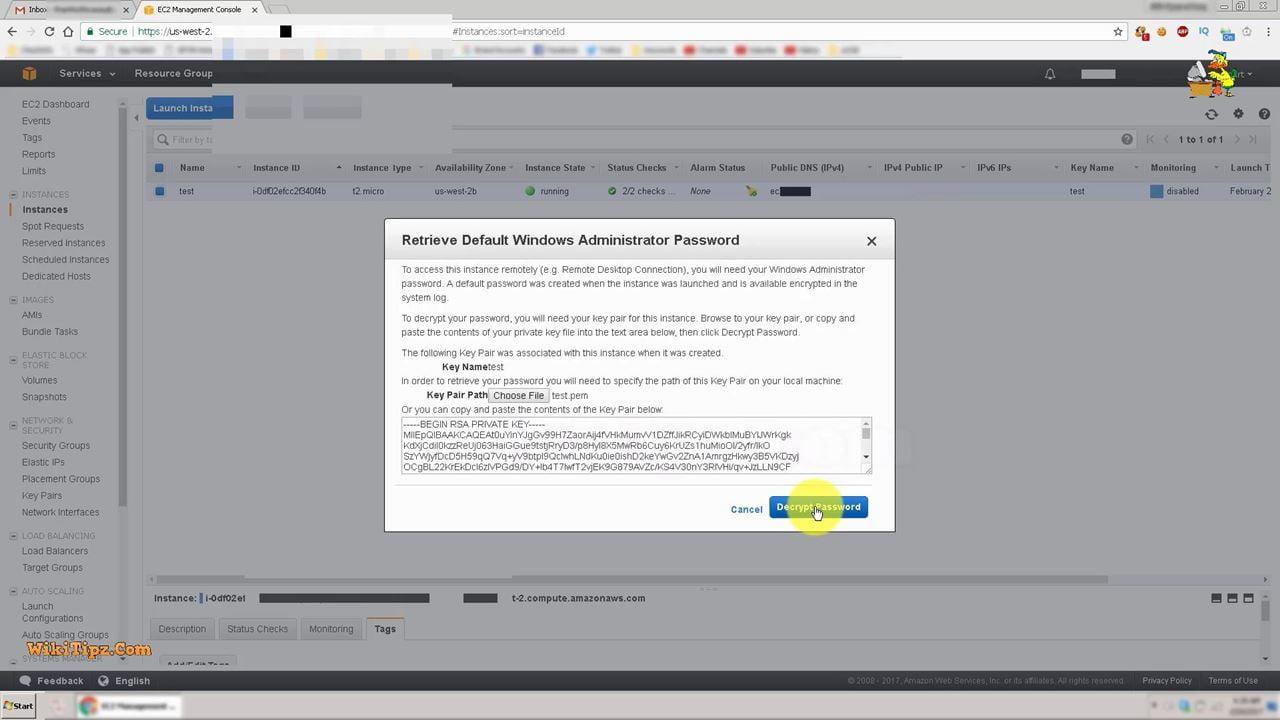 Hướng dẫn tạo VPS sử dụng Miễn phí 1 năm tại Amazon Web Services (AWS EC2)