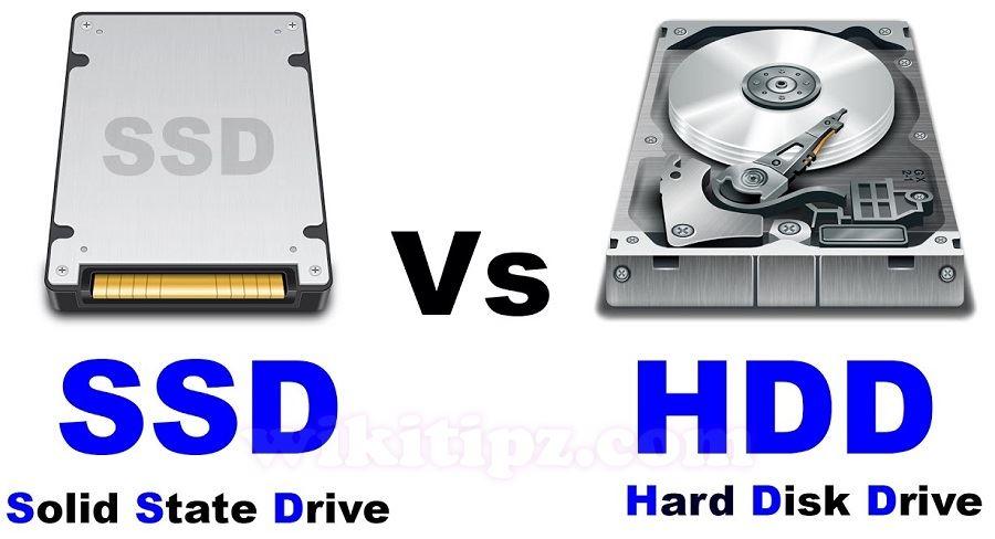 SSD vs HDD – So sánh tốc độ & Tất tần tật giữa hai loại ổ cứng SSD và HDD