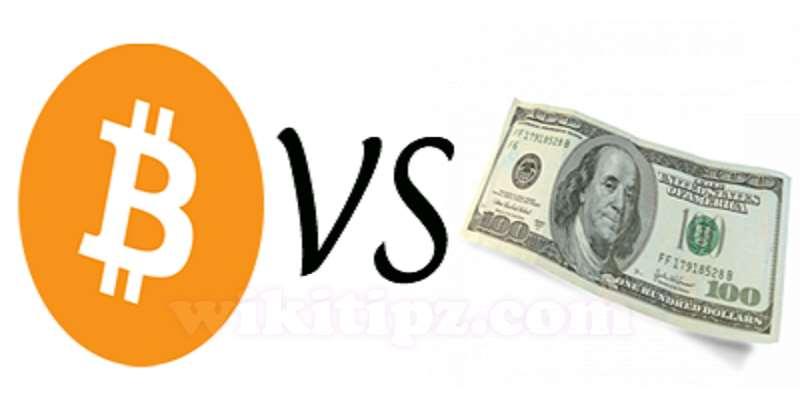 Sự vượt trội của tiền ảo so với tiền truyền thống (USD, VND