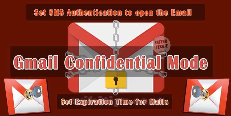 Bảo mật thư trong Gmail với Confidential Mode (tính năng gửi thư tự hủy, mã hóa nội dung và ngăn chặn sao chép)