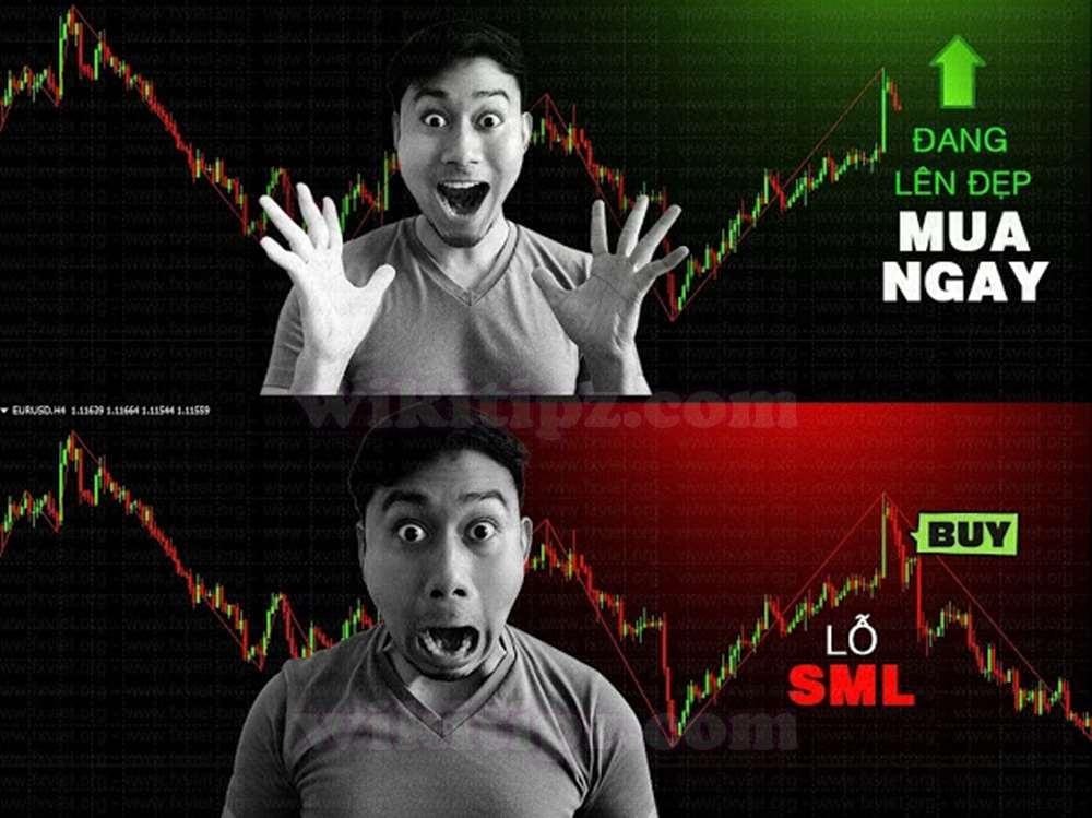 TIẾC NUỐI – NÔN NÓNG và THAM LAM là 3 thứ cảm xúc mà mọi trader đều phải trải qua