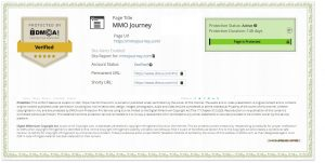 Bản quyền MMO Journey