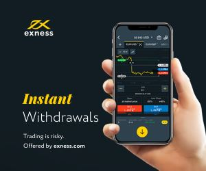 Exness best forex broker